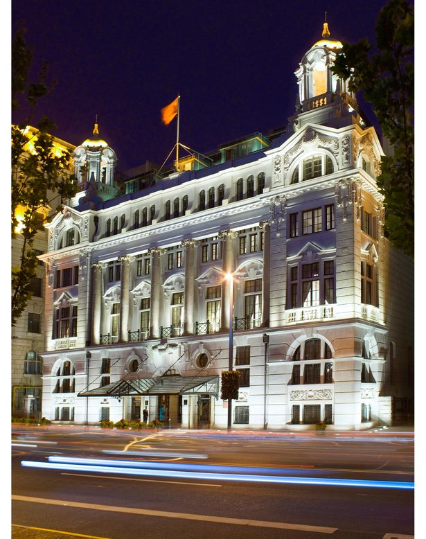 Waldorf Astoria Shanghai on the Bund, Photo Courtesy of Waldorf Astoria