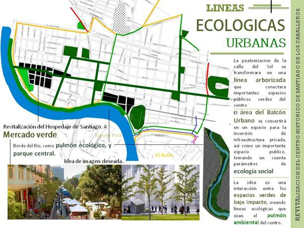Ecologic Urban Lines