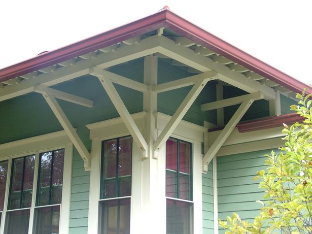 Casalini Residence - Exterior Detail