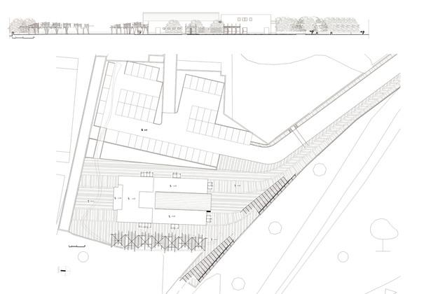 Boscotre case general planimetry