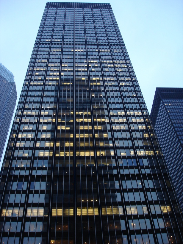 J P Morgan Chase Building