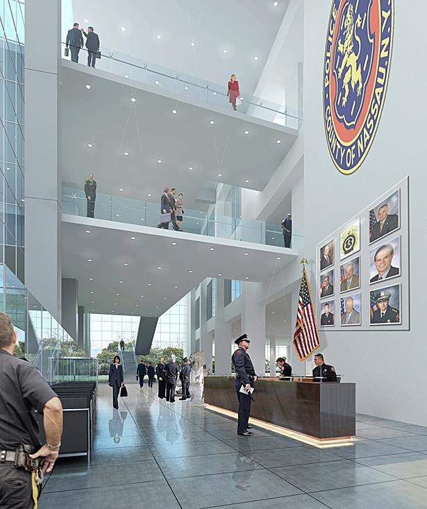 police academy nassau county iwona jolanta wegiel archinect. Black Bedroom Furniture Sets. Home Design Ideas
