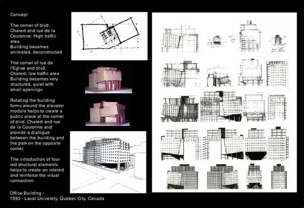 University project - 1993