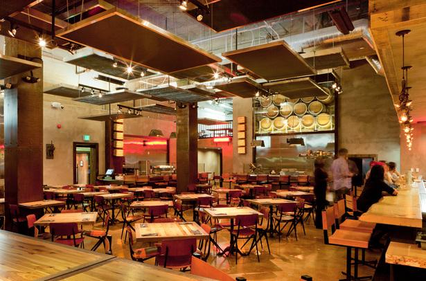 Restaurant Perspective