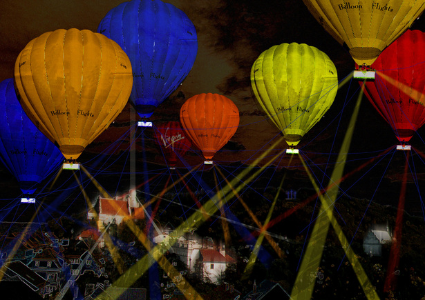 06 HOT AIR BALLOON NET / EVENT