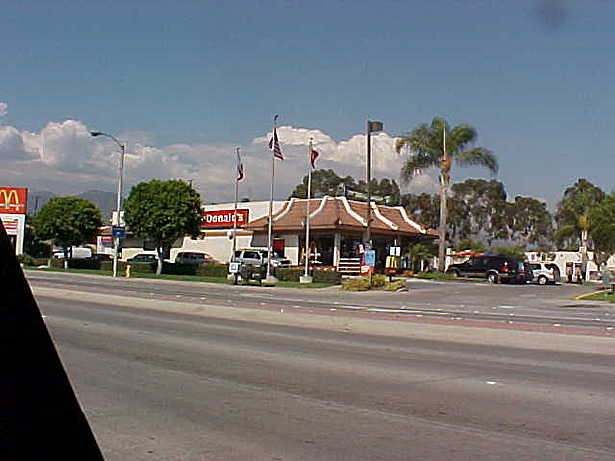 Irwindale McDonald's - Before 2007