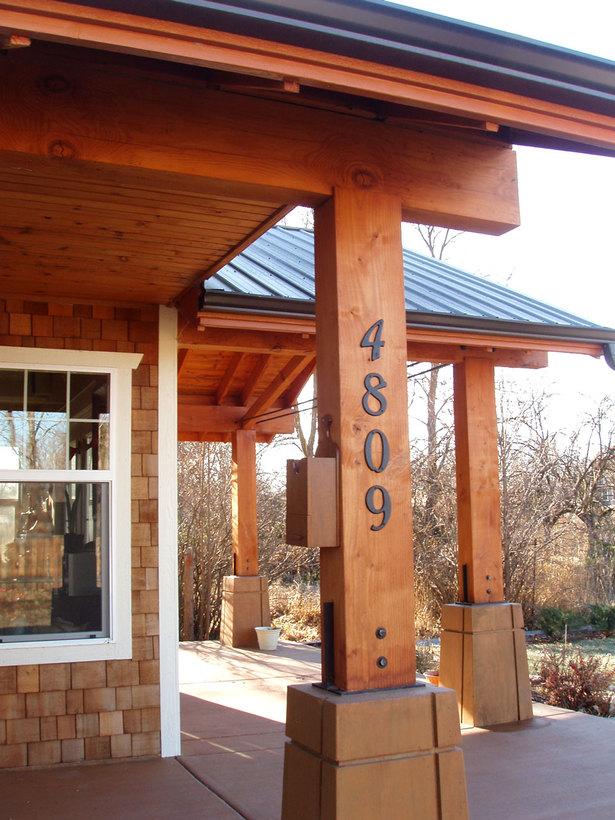 Boise Residence A Modern Craftsman Home Josiah Maddock