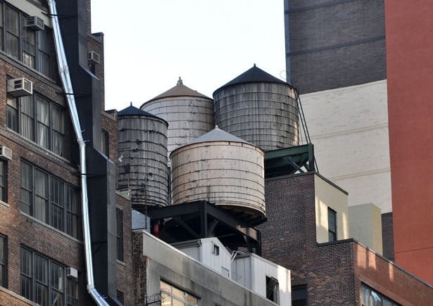 Water Tanks NYC