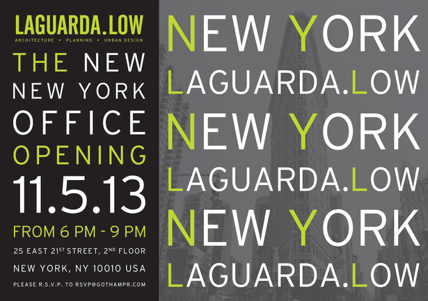 Laguarda.Low Architects NYC
