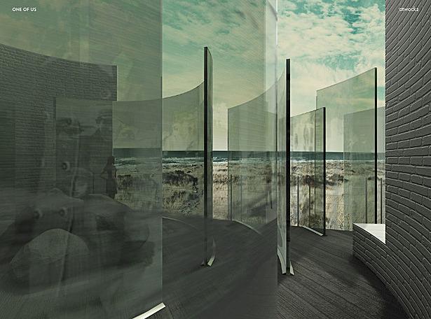 interior perspective