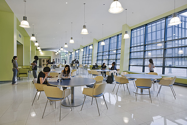 Main Student Union Hall