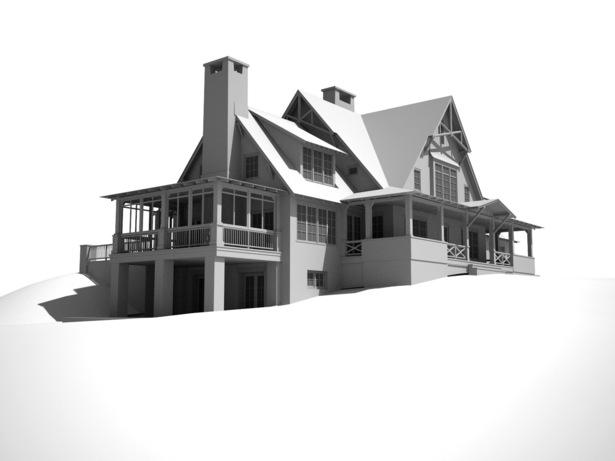 New residence (Kent, NY)