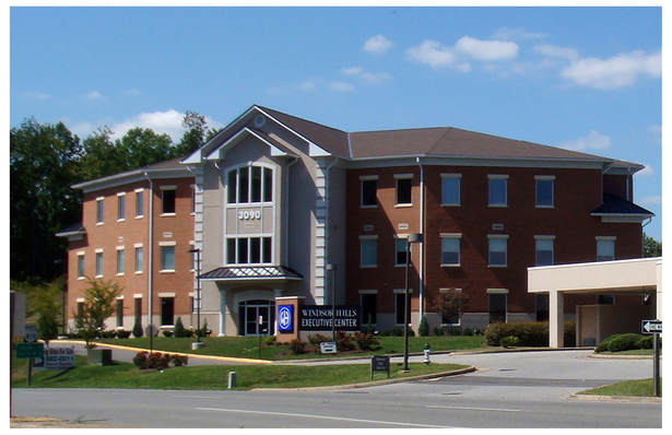 Windsor Hills Executive Building - Construction completed