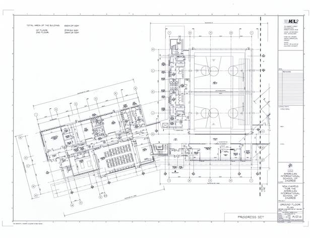 Enlarged First Floor Plan