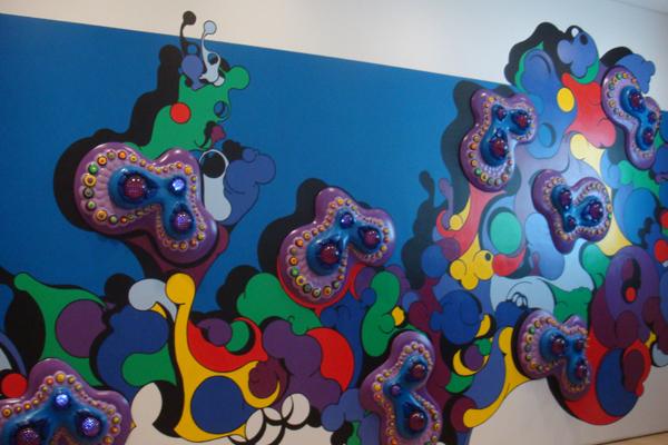 title: Cronopios (2010) designer: Florencia Diaz Alonso client: Chicago Institute of Art fabricator: Parrish Rash van Dissel
