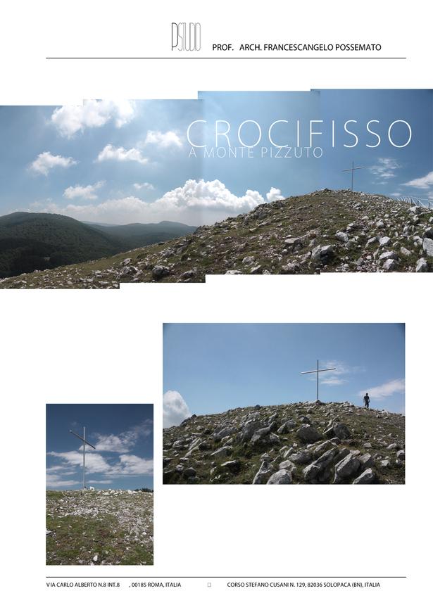 Studio Possemato_Crocifisso a Monte Pizzuto