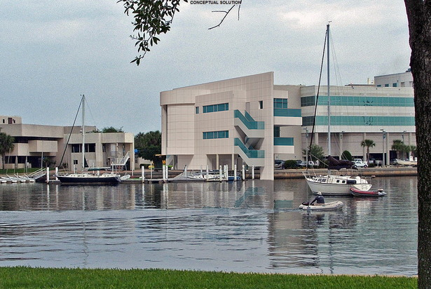 University South Florida, St Petersburg, Florida, Wet Lab Building