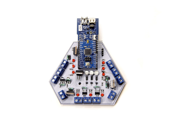 Custom Arduino Shield