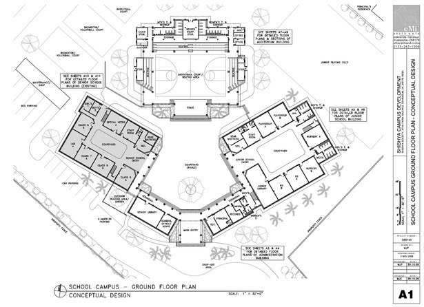 School Floorplan