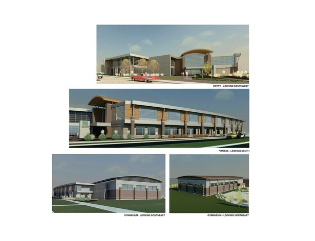 Perspective Images of Model