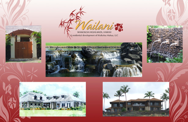 Waikoloa Highlands Marketing Booklet cover