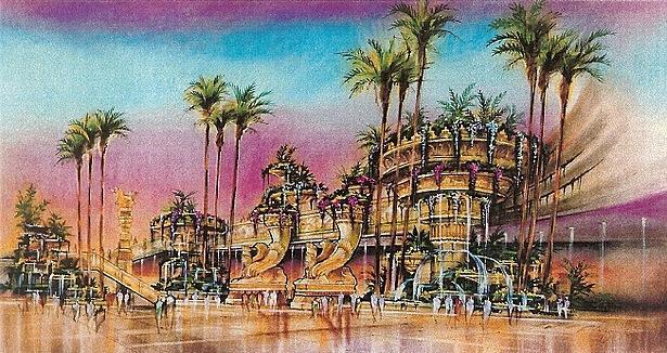Commerce Casino Expansion (Interior)