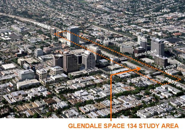 Space 134 Study Area