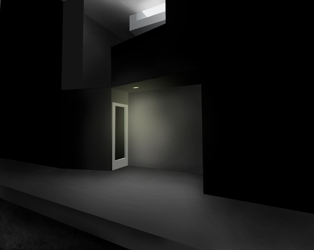 Exterior | Evening