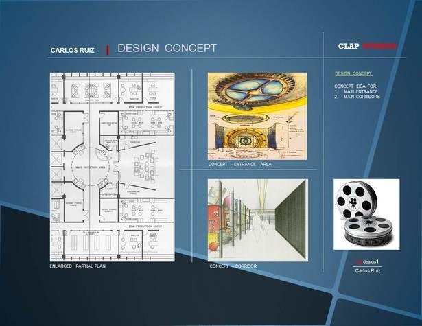 CLAP Studios / NY NY / Unbuilt pg4