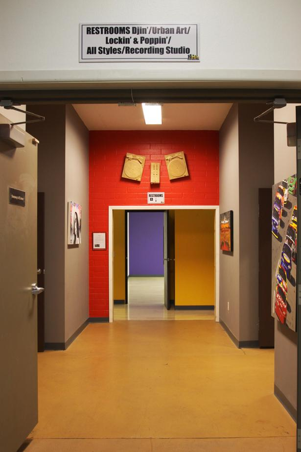 Hallway Entrance From Main Vestibule