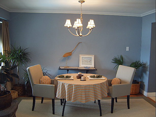 After - Dining Area