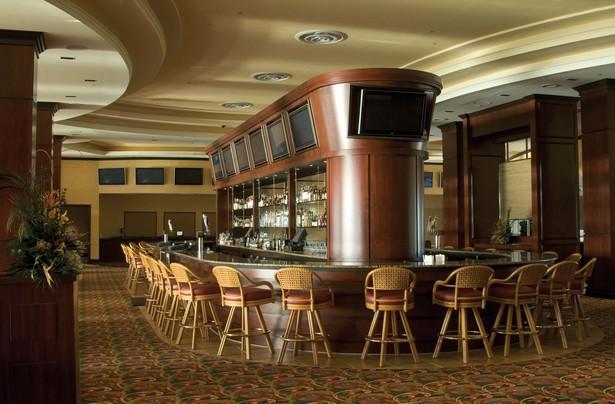Interio VIP bar