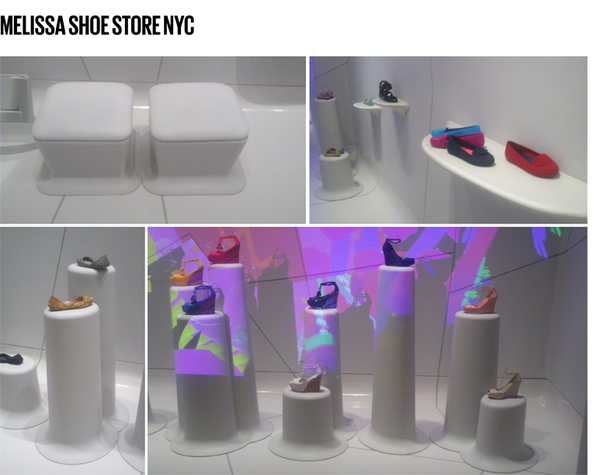 Melissa Shoe Store NYC