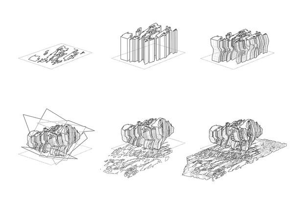 Building generative diagram