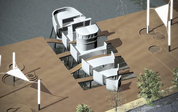 """Urban Upgrading of """"Estaleiro do Ouro"""" Porto DockyardUrban Upgrading of """"Estaleiro do Ouro"""" Porto Dockyard"""