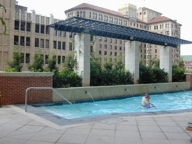 Hotel Roofdeck Pool Design