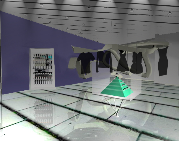 Retail Display Areas