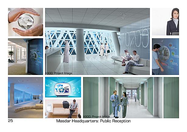 Public Workplace Reception Areas.