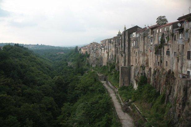 Sant'Agata dei Goti, Italy_Centro Storico