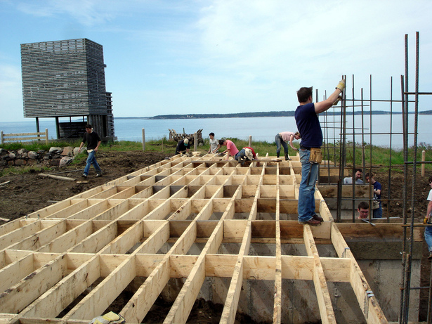 Platform Floor Framing