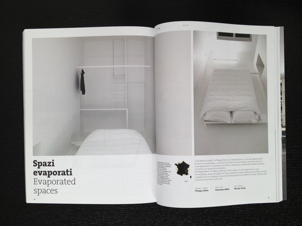 Publication on Domus edition 958 ( June 2012)