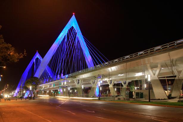 Puente Matute Remus. Picture Carlos Díaz Corona