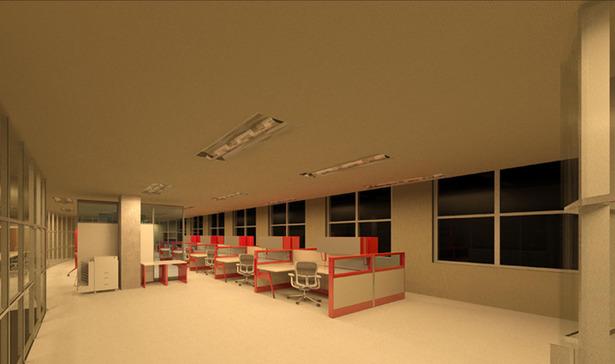4k Interior Perspective