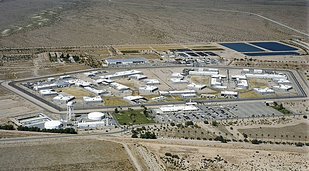 Chuckawalla State Prison (Blythe, CA)