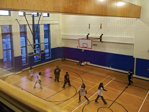 PS89 Gymnasium