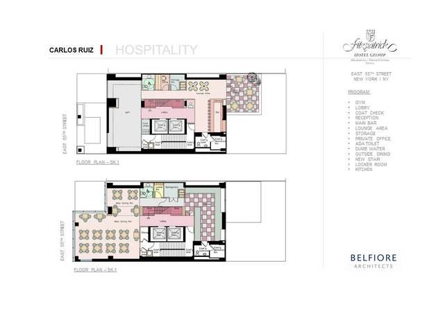 Fitzptrick Hotel / NY NY / Case Study pg1