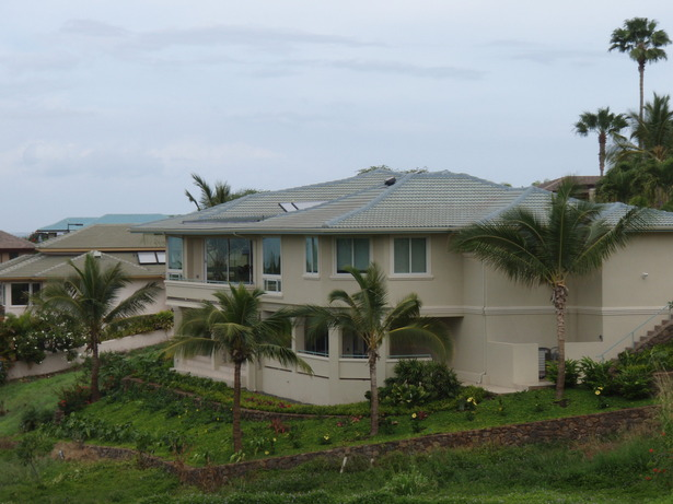 Wailea Spencer Home Side View