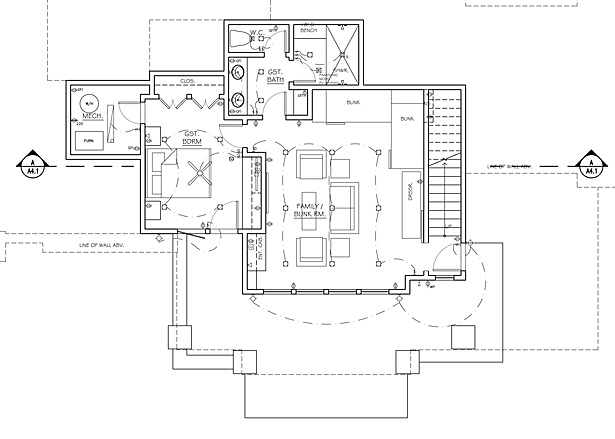 Electrical Plan for the Beck Family