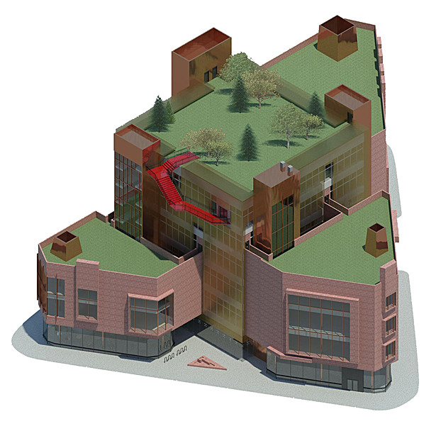 Axonometric, Overall