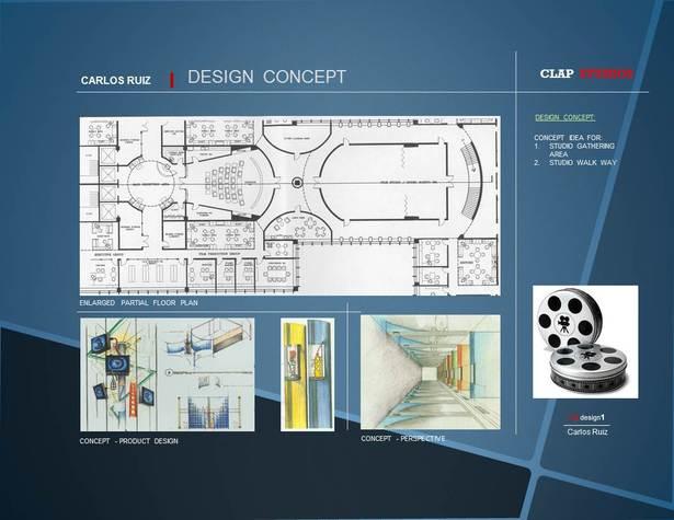 CLAP Studios / NY NY / Unbuilt pg5